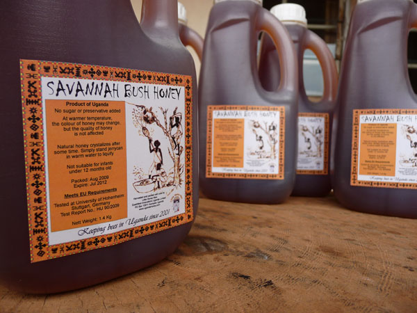 Uganda Savannah Bush Honey